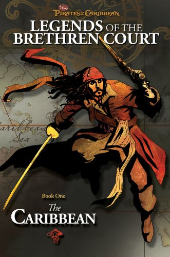 9781423110385: The Caribbean (Pirates of the Caribbean: Legends of the Brethren Court, Book 1)