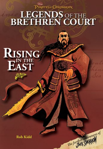 9781423110392: Pirates of the Caribbean: Legends of the Brethren Court #2: Rising In The East
