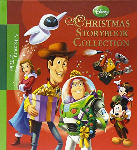 9781423110545: Disney Christmas Storybook Collection