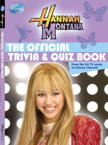 Hannah Montana The Official Trivia & Quiz: Harrison, Emma