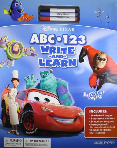 Disney Pixar Wipe-Off