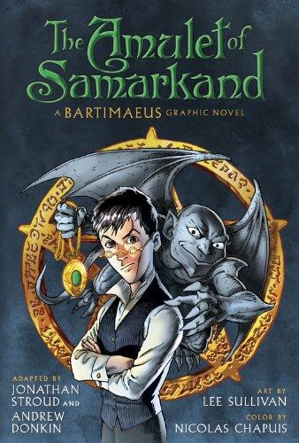 9781423111474: The Amulet of Samarkand (A Bartimaeus Graphic Novel) (A Bartimaeus Novel)