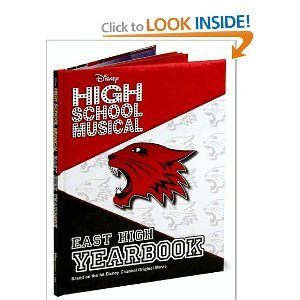 9781423111849: Disney High School Musical: East High Yearbook (Scholastic special market editio