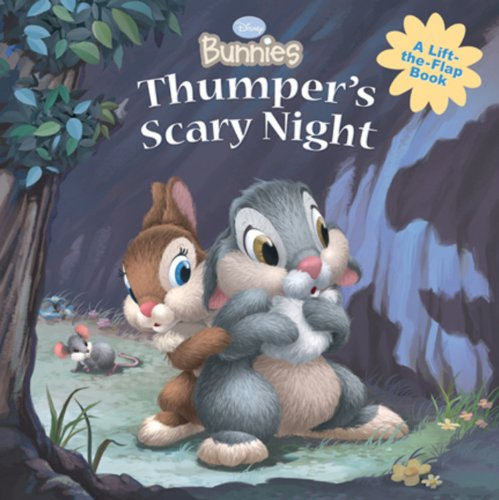 9781423111955: Disney Bunnies: Thumper's Scary Night