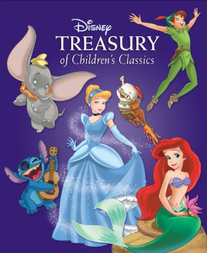 9781423112099: Disney Treasury of Children's Classics from Snow White and the Seven Dwarfs to Chicken Little