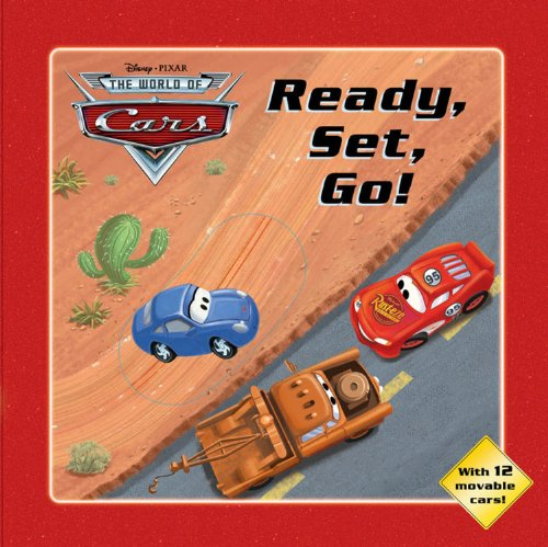 Disney*Pixar Cars: Ready, Set, Go! (World of: Annie Auerbach