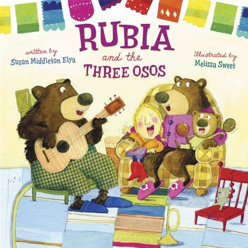 9781423112525: Rubia and the Three Osos