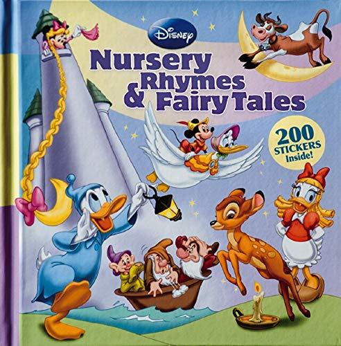 9781423112792: Disney Nursery Rhymes & Fairy Tales (Storybook Collection)