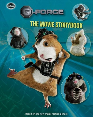 9781423112884: G-Force The Movie Storybook