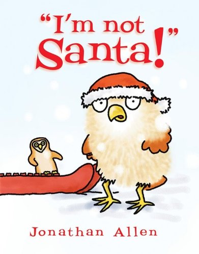 9781423113041: I'm Not Santa!