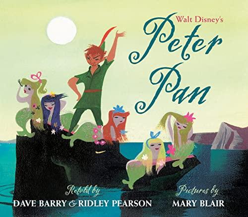 9781423113232: Walt Disney's Peter Pan