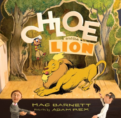 9781423113348: Chloe and the Lion