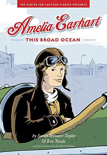 9781423113379: Amelia Earhart: This Broad Ocean