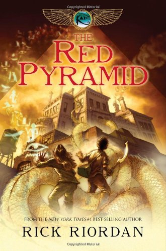 The Red Pyramid: The Kane Chronicles. Book One ***SIGNED & DATED***: Rick Riordan