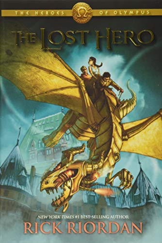 9781423113393: The Lost Hero (Heroes of Olympus)