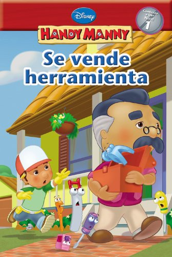 9781423113416: Se Vende Herramienta [With Punch-Out Flashcards] (Disney Handy Manny)