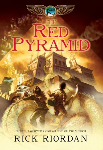 9781423113454: The Kane Chronicles, Book One: The Red Pyramid