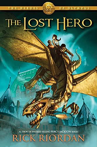 9781423113461: The Lost Hero (Heroes of Olympus, Book 1)