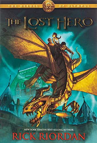 9781423113461: The Lost Hero (Heroes of Olympus)