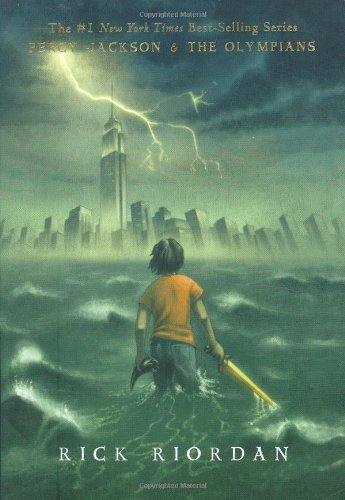 9781423113492: Percy Jackson and the Olympians Paperback Boxed Set (Books 1-3)