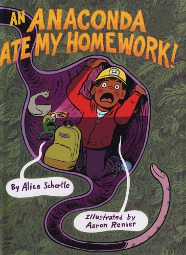 9781423113546: An Anaconda Ate My Homework