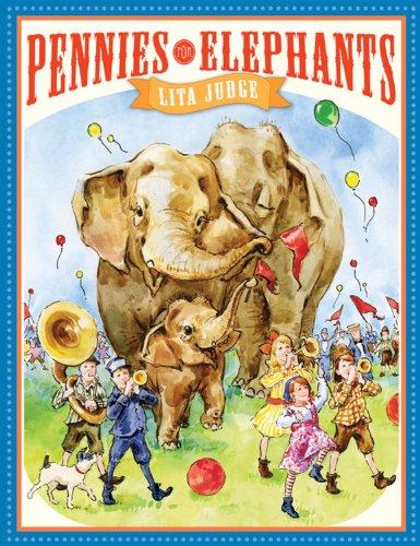 9781423113904: Pennies for Elephants
