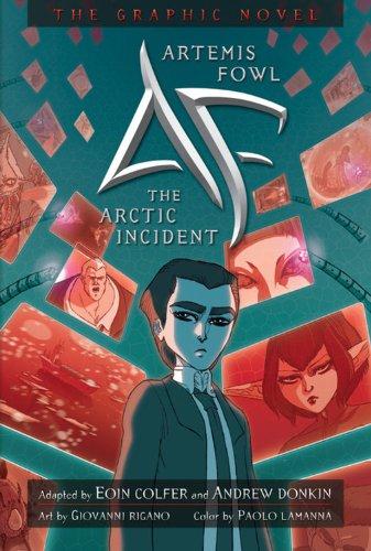 9781423114024 Artemis Fowl 2 The Arctic Incident Graphic