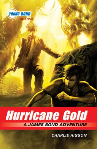 9781423114123: Hurricane Gold (Young Bond)