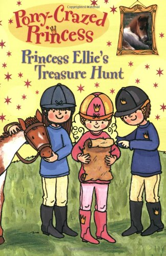 9781423114147: Princess Ellie's Treasure Hunt (Pony-Crazed Princess, No. 10)