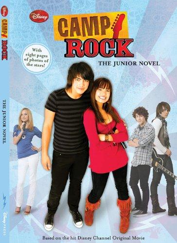 9781423114390: Camp Rock The Junior Novel (Junior Novelization)