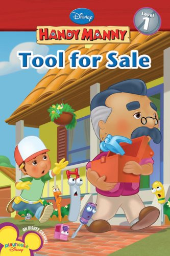 Tool for Sale (Disney Handy Manny) (1423114507) by Ring, Susan