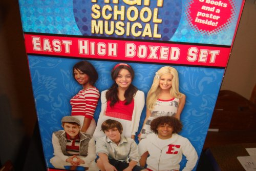 9781423114581: Disney High School Musical 8-Book Boxed Set (BTMS custom pub)