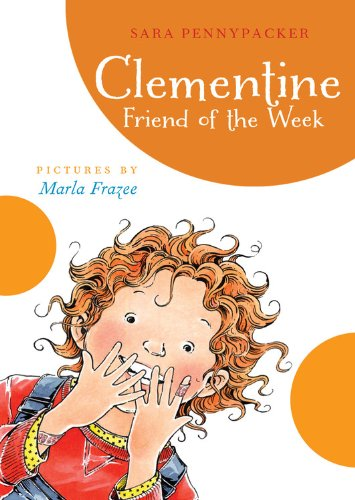 9781423115601: Clementine, Friend of the Week (A Clementine Book)