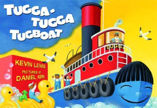 Tugga-Tugga Tugboat: Lewis, Kevin