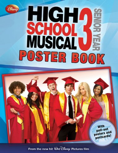 9781423116141: Disney High School Musical 3 Poster Book [With 8 Postcards]
