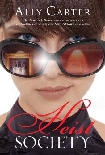 Heist Society: Carter, Ally