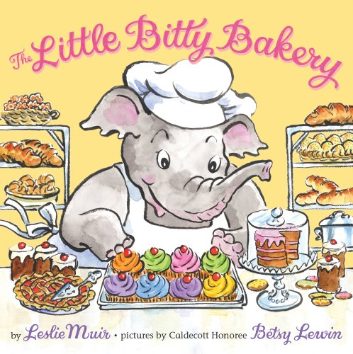 The Little Bitty Bakery