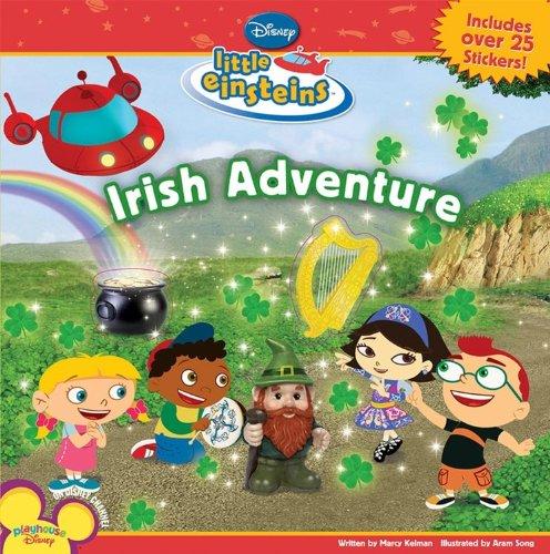 9781423116837: Irish Adventure (Little Einsteins)