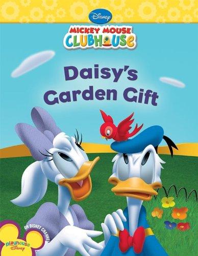 9781423116868: Daisy's Garden Gift (Mickey Mouse Club House)