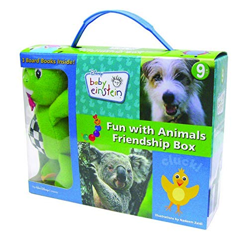 9781423116905: Baby Einstein: Fun With Animals Friendship Box
