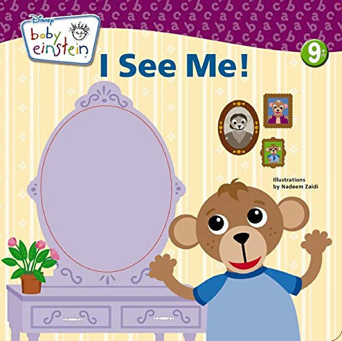 9781423116912: I See Me!: A Mirror Board Book (Baby Einstein)