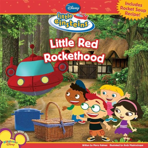 9781423116929: Little Red Rockethood (Little Einsteins)