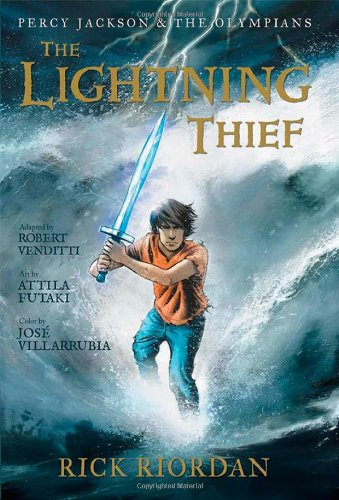 9781423116967: The Lightning Thief: The Graphic Novel (Percy Jackson and the Olympians, Book 1)