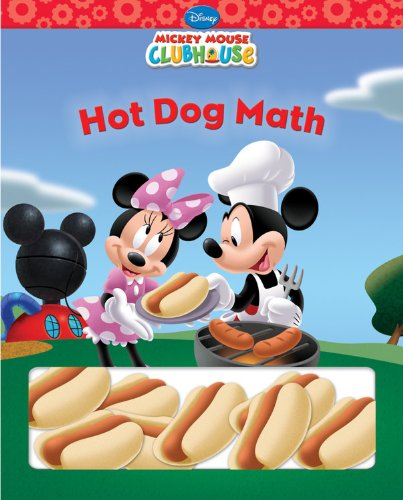 9781423117605: Hot Dog Math (Disney Mickey Mouse Clubhouse)