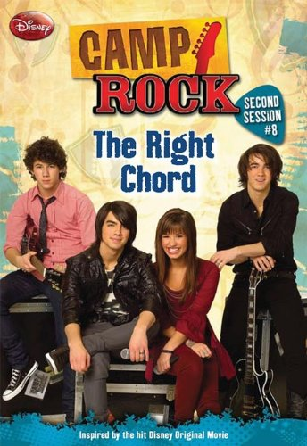 9781423117780: Camp Rock: Second Session #8: The Right Chord