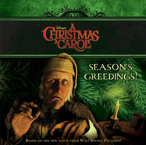9781423117933: Season's Greedings (Disney's a Christmas Carol)