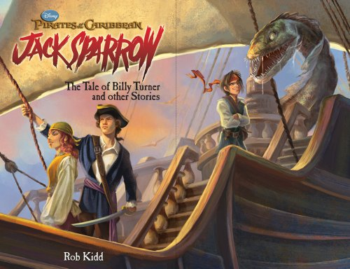 9781423118039: Pirates of the Caribbean: Jack Sparrow: The Tale of Billy Turner and Other Stories
