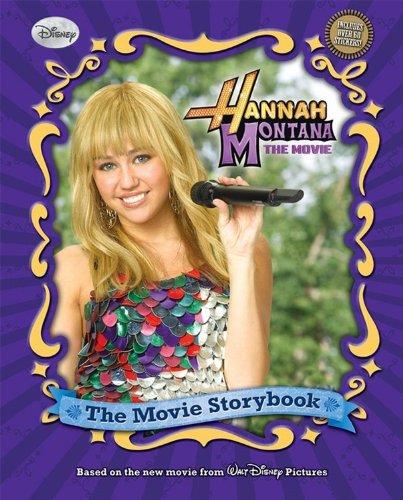 9781423118176: Hannah Montana: The Movie Storybook