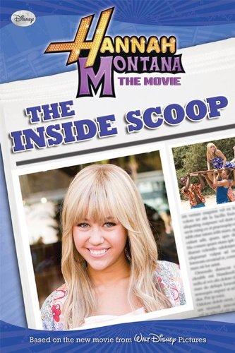 9781423118190: The Inside Scoop (Hannah Montana)
