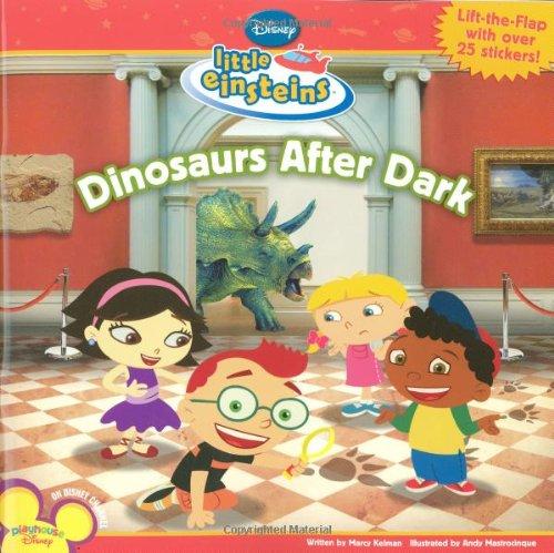 9781423118282: Dinosaurs after Dark (Little Einsteins)